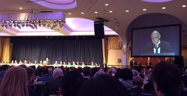 Bemporad Speaks at National Prayer Breakfast