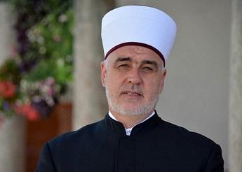 Husein Kavazović, the Grand Mufti of Bosnia and Herzegovina