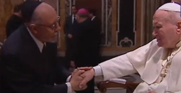 Celebrating Pope John Paul II